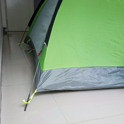carbon fiber tent pole & Marvquester